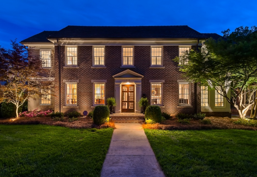 $2.399 Million Brick Home In Charlotte, NC