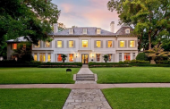 $8.995 Million French Inspired Estate In Dallas, TX