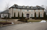 18,000 Square Foot Brick Mansion In Northfield, IL
