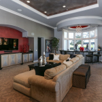 Family Room w/ Wet Bar