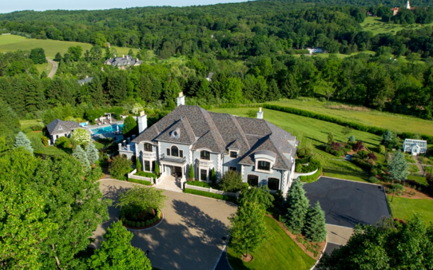 $5.995 Million European Inspired Mansion In Mendham, NJ