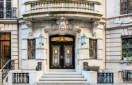 $84.5 Million Limestone Mansion In New York, NY