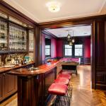 Wet Bar & Billiards Room