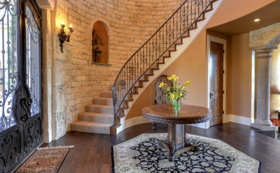 $2.2 Million Hilltop Stone Mansion In Austin, TX | Homes ...