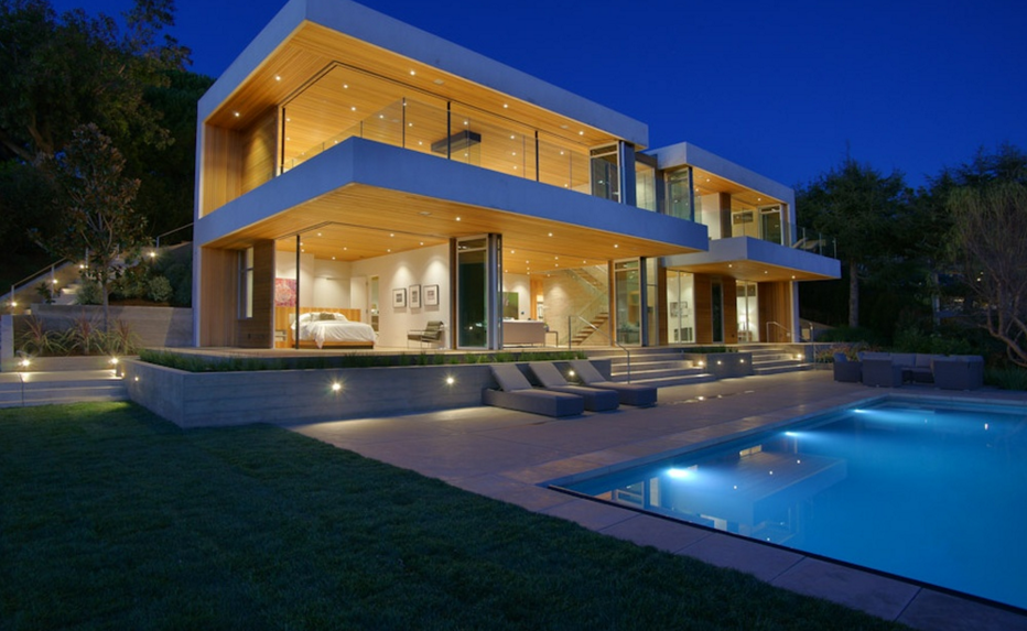 $13.5 Million Modern Home In Belvedere Tiburon, CA