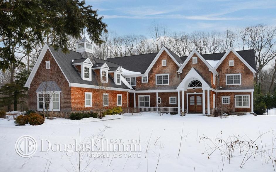 Syosset (NY) United States  city photos : ... United States Homes $3.9 Million Colonial Shingle Home in Syosset, NY