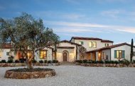 $3.98 Million Newly Built Stone & Stucco Home In Solvang, CA