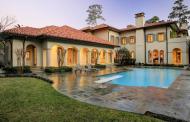 $4.2 Million Mediterranean Mansion In Houston, TX