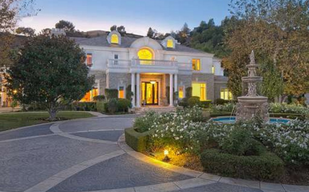 $35 Million French Inspired Mansion In Beverly Hills, CA