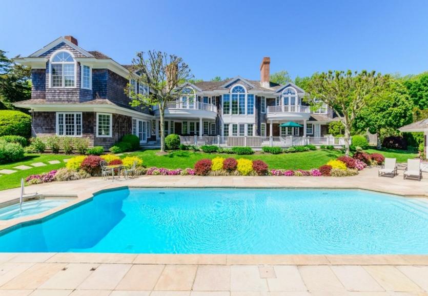 $13.25 Million Shingle Mansion In Southampton, NY