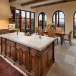 Gourmet Kitchen & Dining Room