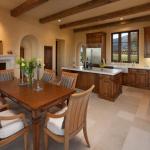 Gourmet Kitchen & Dining Room