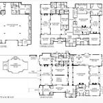 Main House Floorplans