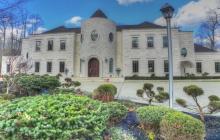 $2.495 Million Stone Mansion In Moreland Hills, OH