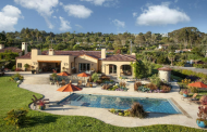$5.9 Million European Inspired Home In Santa Barbara, CA