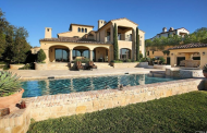 $8.6 Million Mediterranean Mansion In Irvine, CA