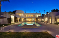 Beverly Hills Estate Of The Late Jackie Collins Lists For $30 Million