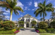 $9.25 Million Mansion In The Bear's Club In Jupiter, FL