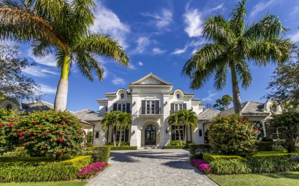 $9.25 Million Mansion In The Bear's Club In Jupiter, FL