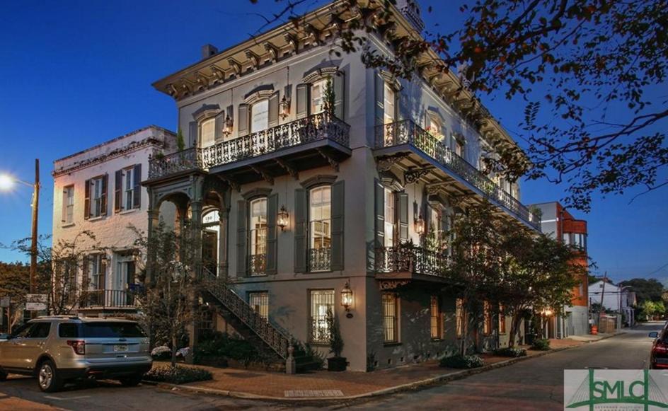 $3.495 Million Historic Home In Savannah, GA