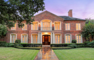 $3.385 Million Brick Home In Houston, TX