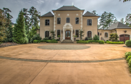 $2.295 Million French Inspired Home In Greensboro, GA