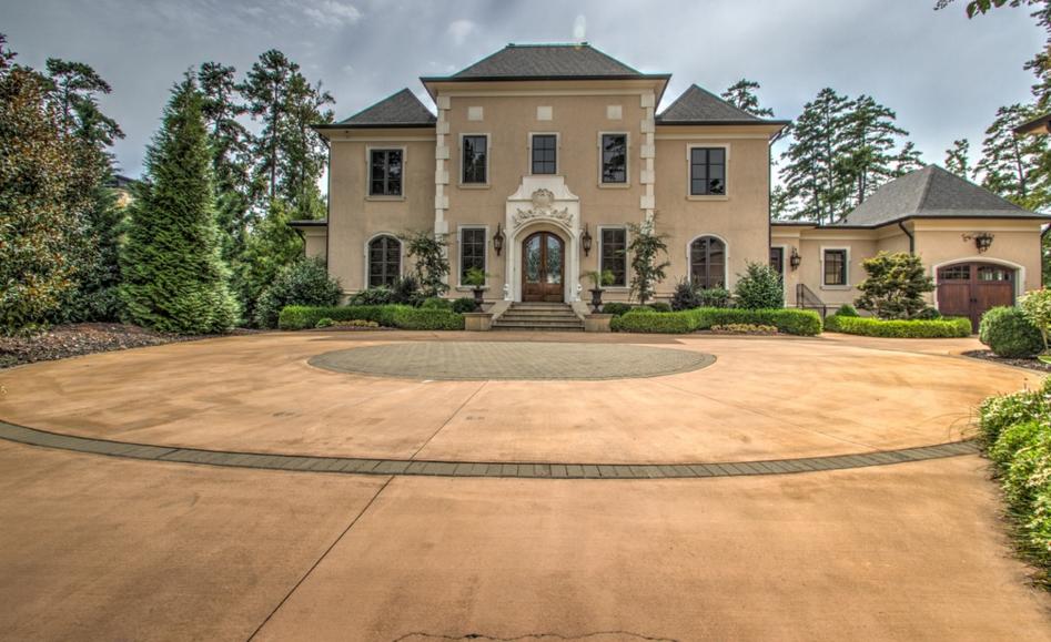 $2.295 Million French Inspired Home In Greensboro, GA