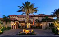 $3.5 Million Mediterranean Waterfront Home In Corpus Christi, TX