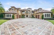 $3.995 Million Mediterranean Lakefront Mansion In Windermere, FL