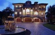 $3.9 Million Mediterranean Waterfront Home In Palm Harbor, FL