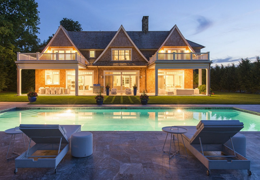 $5.25 Million Newly Built Shingle Home In Amagansett, NY