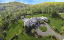 $2.625 Million Colonial Home In Far Hills, NJ
