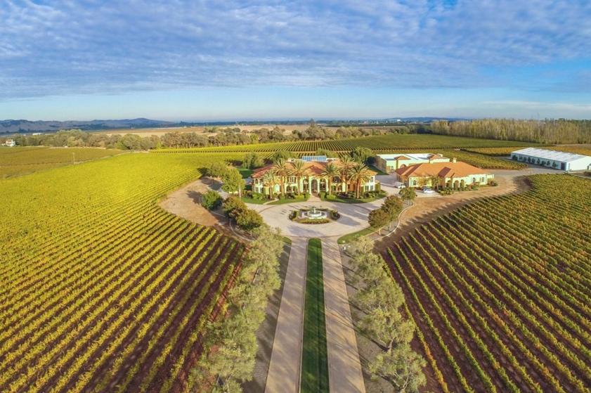 Villa De Madre – An 80 Acre Estate In Fairfield, CA Re-Listed