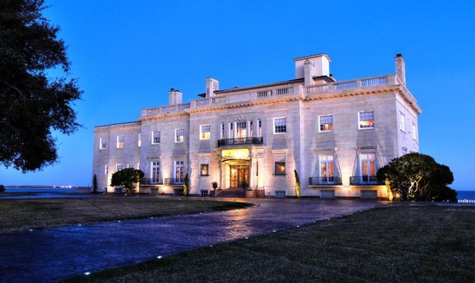 20 000 Square Foot Historic Waterfront Mansion In La Porte