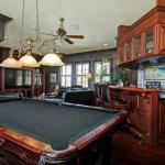 Billiards/Media Room w/ Wet Bar