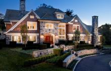$5.295 Million Stone & Shingle Home In Cos Cob, CT