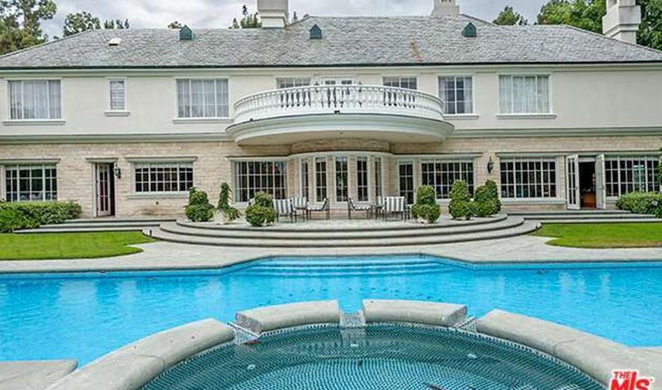 $15.95 Million Mansion In Los Angeles, CA