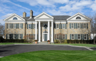$8.995 Million Georgian Colonial Stone Mansion In Greenwich, CT