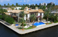 $40 Million Newly Built Waterfront Mansion In Fort Lauderdale, FL