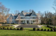 $4.895 Million Newly Built Shingle Home In New Canaan, CT