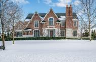 $1.7 Million Brick Home In Bloomfield Hills, MI