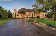 $3.299 Million Newly Built Stone & Brick Home In Southlake, TX