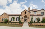 $2.9 Million Newly Built Stone & Stucco Home In Westlake, TX