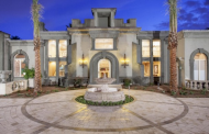10,000 Square Foot Old World Style Mansion In Phoenix, AZ