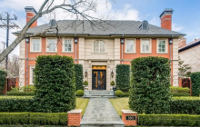 $4.195 Million Brick Home In Dallas, TX