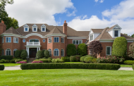 11,000 Square Foot Brick Mansion In Purchase, NY