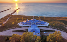 $40 Million Waterfront Estate In Saugatuck, MI