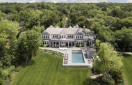 11,000 Square Foot Shingle Style Mansion In Glencoe, IL