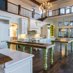 2-story Great Room & Kitchen
