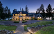 $1.95 Million Shingle Style Lakefront Home In Oregon City, OR